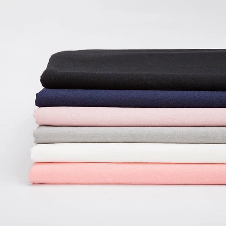 Vải thun Cotton single 100% 2 chiều