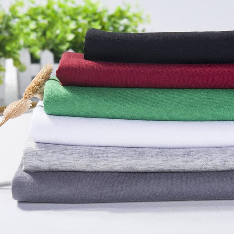 Vải thun cotton lạnh dày 4 chiều
